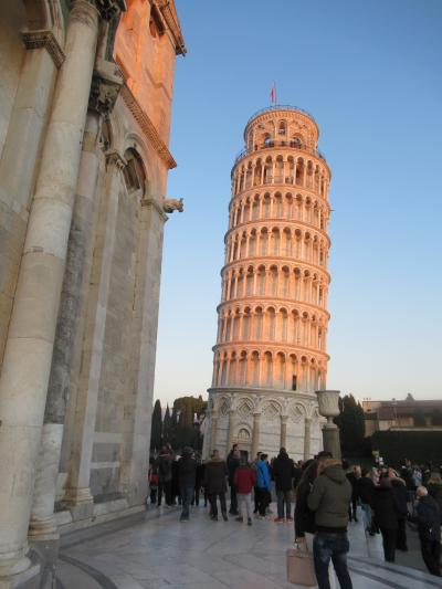 年末年始はイタリアで④-2 元日のフィレンツェと日帰りピサの旅 後編