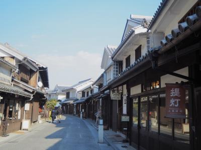 女子旅 in岡山・倉敷