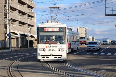 【鉄道のみ】西条駅から西広島駅、天神川でEF67を見て西広島で広島電鉄を撮る。
