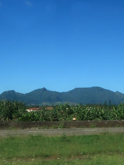 Oahu-13  H3フリーウエイ コオラウ山脈越えの難工事 ☆テツオ/ハラノ・トンネルを抜けて