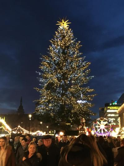 2019.12 ドイツ クリスマスマーケット 2~シュツッツガルト