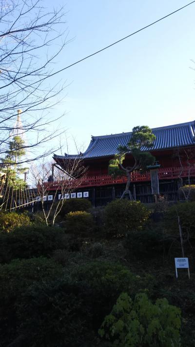 上野の散策2019年12月パート1