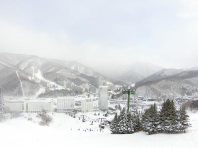 苗場でスキー&40周年を迎えた「松任谷由実 SURF&SNOW in Naeba 」 その1