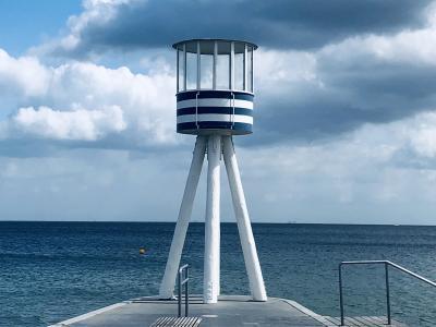 ヒュッゲの国デンマーク&フィーカの国スウェーデン9日間③ローゼンボー離宮散策&ヤコブセンの世界を求めてベルビュービーチへ!