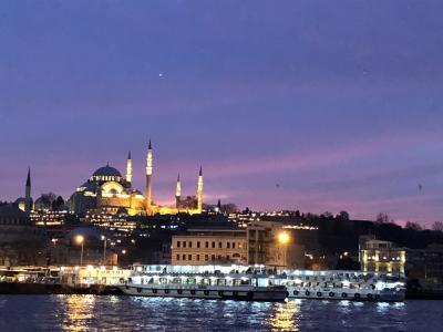 大人の卒業旅行④~朝から晩まで魅惑のイスタンブール~