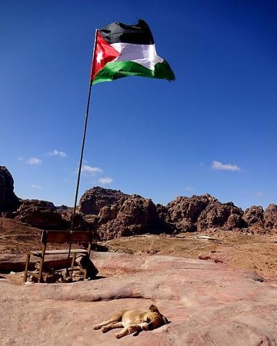 中東3ヶ国 ひとり旅 ヨルダン@ペトラ遺跡