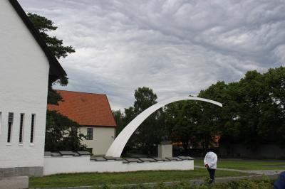 オスロを歩いて地元密着型滞在 その5 ヴァイキング船博物館とビュグドイ半島散歩