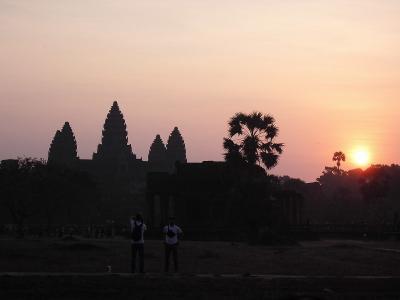 1月のカンボジア④ 3日目
