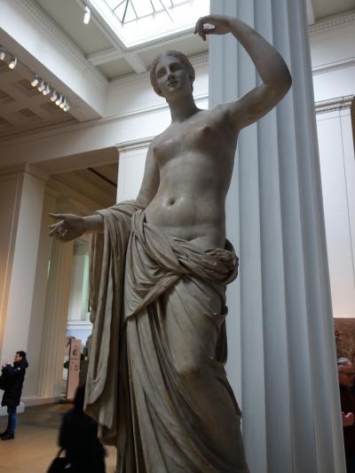 London(4.4) British Museum は古代文明にくわしい。今回はギリシャとアッシリアを見ました。