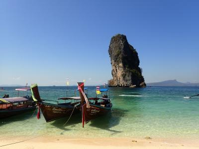 気軽にリゾート タイ・クラビ6日間 アオナンゴールデンビーチ
