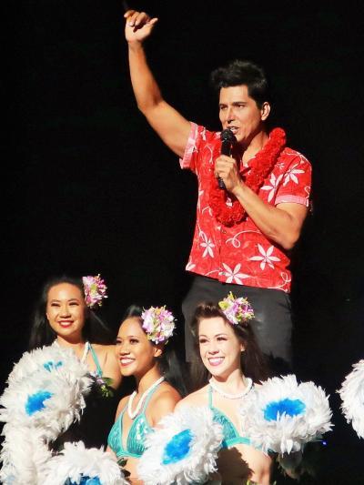 Oahu-42〔-Rock a Hula-ロッカフラ〕ショー2/5 ☆ハワイアンミュージック&ダンス