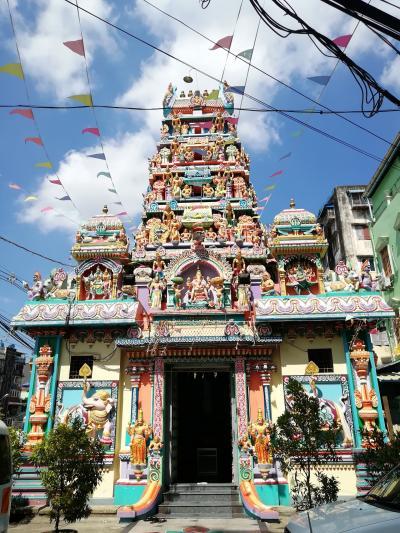 ミャンマー ひとり旅 ヤンゴンで街歩き 2