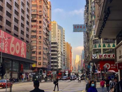 2020 香港マカオ正月旅行 3日目 帰国編