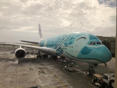 雨季のハワイ旅行6泊8日の旅