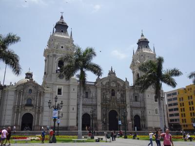 ◆ペルー 女ひとり旅◆①入国~リマ街歩き(ミラフローレス・セントロ)