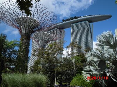 ENJOY旅行者必見! シンガポール観光                  ②街歩き
