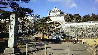 お正月気分で岳温泉(2)
