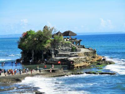 全員がお一人様ツアー『インドネシア3つの世界遺産とリゾートバリ島5日間』の旅 4・5日目
