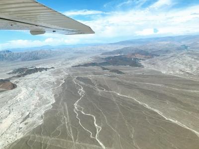 ◆ペルー 女ひとり旅◆②ナスカの地上絵