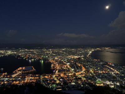 北海道旅行記2020~1日目函館