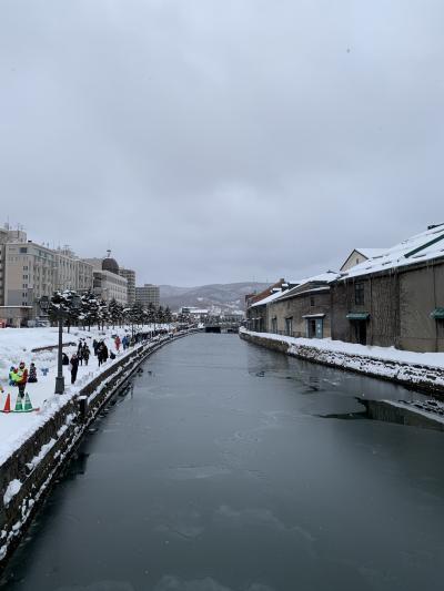 北海道旅行記2020~3日目小樽