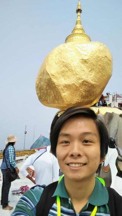 チャイティーヨー(ゴールデンロック)を再訪。~自己最長二十七泊、ミャンマーの旅~