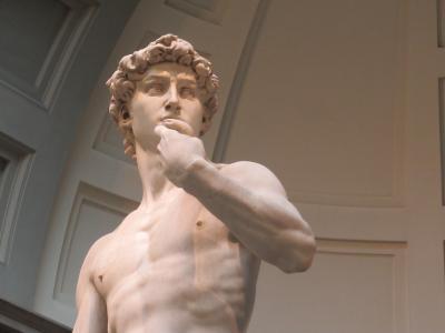 年末年始はイタリアで⑤アカデミア美術館とミラノへ移動編