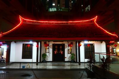 恭喜發財!2歳娘と旧正月旅01★キャセイ利用 香港からジャカルタへ 中華建築のあるあのホテルに宿泊 ~ノボテル ジャカルタ ガジャ マダ~