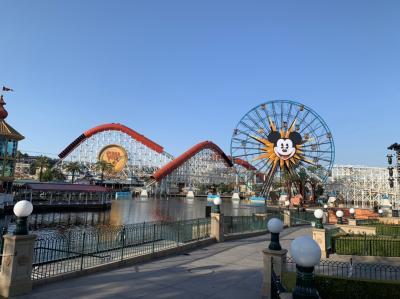 オールドアメリカを感じる遊園地!カリフォルニアアドベンチャー!