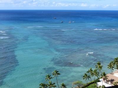 ハワイの休日・いろいろな人と再会出来た16日間。(2020)