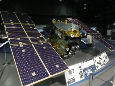 筑波宇宙センター(スペースドーム/はやぶさ2)