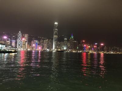 香港・マカオ はじめてのひとり旅 5日間 前半 (2020/02/08~12)