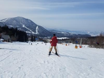 20201泊でスキー旅行★北志賀小丸山