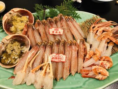 【境港】御宿野乃と松葉蟹と鬼太郎の旅
