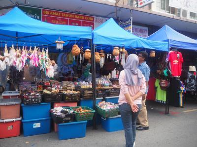 2020 3泊5日 初マレーシア、コタキナバルへ④サンデーマーケットそして帰国