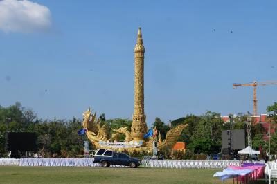 カンボジア&ラオス&タイ旅行13(最終回) タイ編 陸路でパクセーからウボンラーチャター二へ