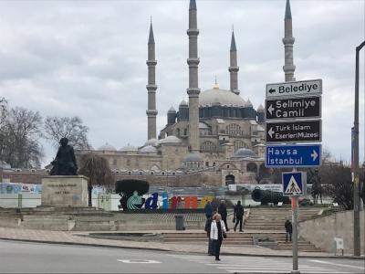 トルコの古都 エディルネ