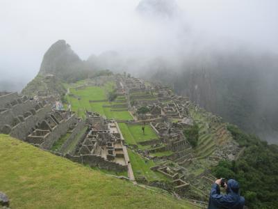 初南米一人旅。