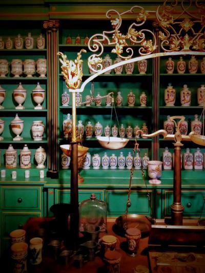 スイス・ミュージアムに行こう34.  バーゼル薬学博物館