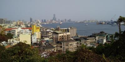 2020台湾ランタン祭りと街歩き 高雄