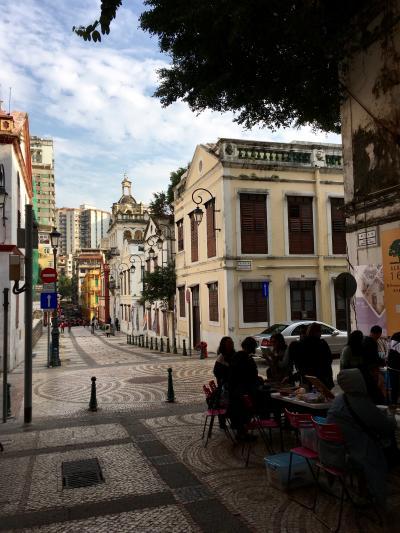 2020マカオ旅/サウダージ ポルトガルの面影
