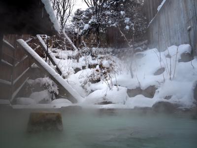 暖冬だけど樹氷を見たくて蔵王へ1*・゜・*湯めぐりと蔵王樹氷まつり*・゜・*
