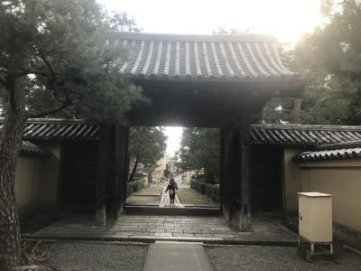 新春の京都とカラヴァッジョ展の旅2
