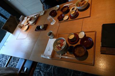 VIALA箱根翡翠 レストラン一游で、美味しいランチをいただきました 2020年2月