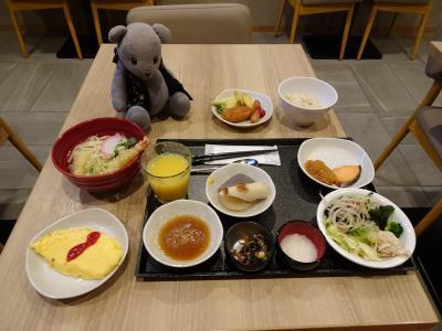 04ドーミーイン高松中央公園前を探検する~滞在と食事編(ドーミーめぐり香川その4)
