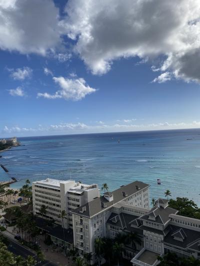 おひとり様ハワイ 再び 2020年2月 ③2日目