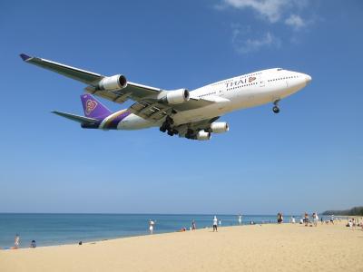 2020.2 タイ航空ビジネスクラスで行くプーケット6泊7日
