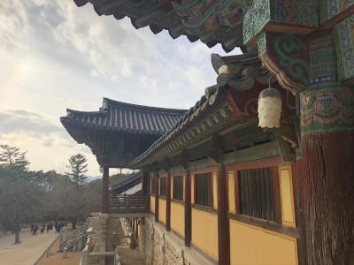 【2019】Vol.42 久々の韓国旅行記【3日目/後編】~慶州編~