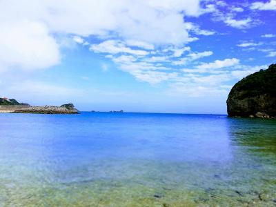 2月沖縄那覇・中部② パヤオ市場から浜比嘉島・兼久ビーチで海遊び 国際通り 4歳子連れ