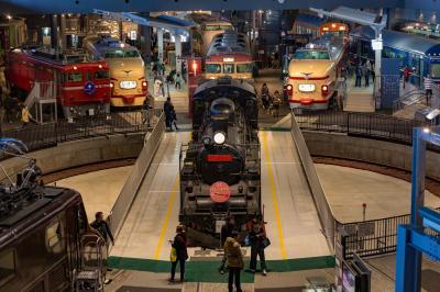 さいたまぐるり旅【1】~子供も大人も楽しめる~鉄道博物館